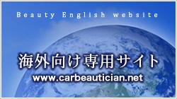 海外向け専用サイト