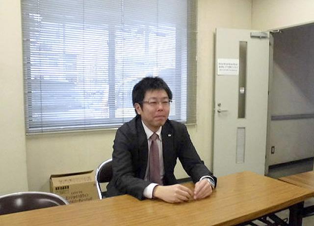 北海道支店/山谷 隆郎 2015年入社