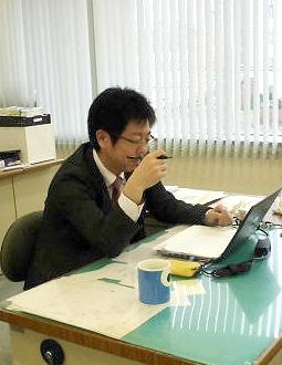 北海道支店/山谷 隆郎 2014年入社
